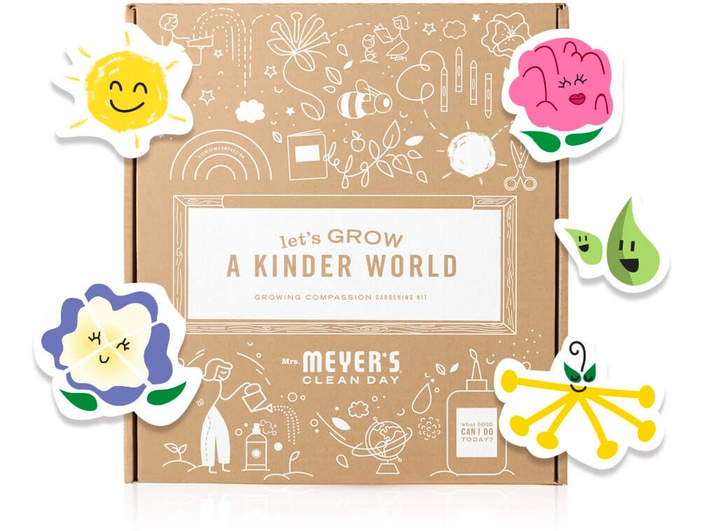 let's grow a kinder world
