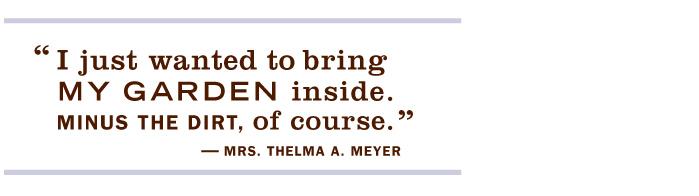 Citation des ingrédients de Thelma